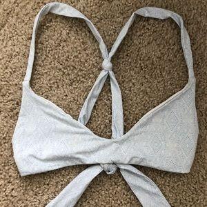 frankies bikini top size xs